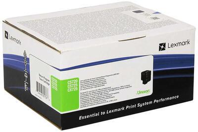 LEXMARK - Lexmark 74C50Y0 Sarı Orjinal Toner - CS720 / CS725 / CX720 / CX7205