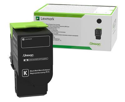 LEXMARK - Lexmark 78C20K0 Siyah Orjinal Toner - CX622ade / CS421dn
