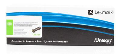 LEXMARK - Lexmark 82K5XC0 Mavi Ekstra Yüksek Kapasite Orjinal Toner - CX825de / CX860de