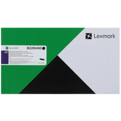 LEXMARK - Lexmark B225H00 Yüksek Kapasite Siyah Orjinal Toner - B2236dw / MB2236adw