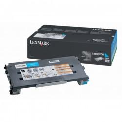 LEXMARK - LEXMARK C500H2CG MAVİ TONER - Lexmark C500N TONERİ