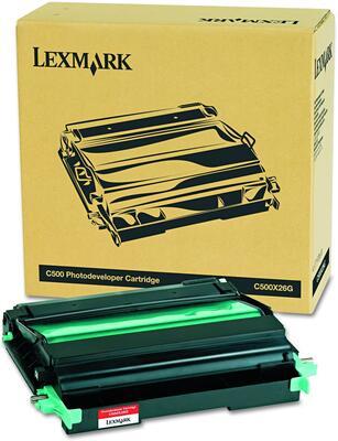 LEXMARK - Lexmark C500X26G Siyah Orjinal Developer - C500n / X500n / X502n