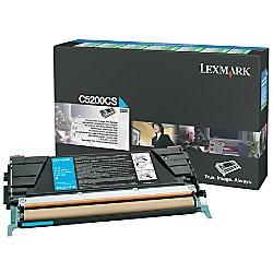 LEXMARK - LEXMARK C5200CS MAVİ ORJİNAL LAZER TONER - C522 / C524 / C530