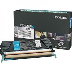 LEXMARK - LEXMARK C5240CH MAVİ ORJİNAL TONER C524 / C534