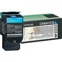 LEXMARK - LEXMARK C540H1CG MAVİ ORJİNAL TONER C540/C544/X544/X546