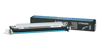 LEXMARK - Lexmark C734X20G Photoconductor Drum Ünitesi C734, C736, X734, X736, X738