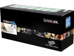 LEXMARK - LEXMARK C780A1CG MAVİ ORJİNAL TONER - C780/C782