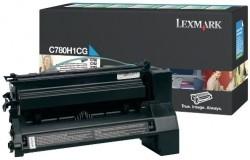 LEXMARK - LEXMARK C780H1CG MAVİ ORJİNAL TONER - C780 / C782 / X782e