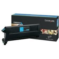 LEXMARK - LEXMARK C920 C9202CH MAVİ ORJİNAL TONER