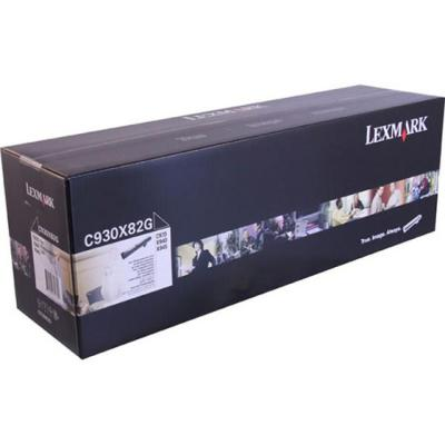 LEXMARK - LEXMARK C930X82G SİYAH ORJİNAL DRUM ÜNİTESİ C935 / X940 / X945