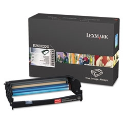 LEXMARK - LEXMARK E260X22G SİYAH DRUM ÜNİTESİ- E260 / X364 / X464 / X466 / E360 / E460