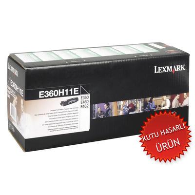 LEXMARK - LEXMARK E360H11E E360 / E460 SİYAH ORJİNAL TONER (C)