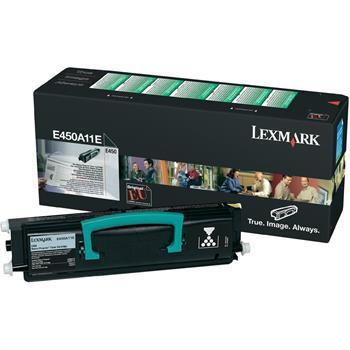 LEXMARK - Lexmark E450A11E Orjinal Toner 6,000 Sayfa