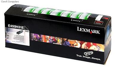LEXMARK - Lexmark E450H31E Siyah Orjinal Toner - E450 / E450d