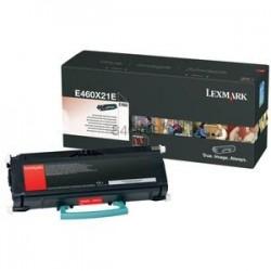 LEXMARK - LEXMARK E460X21E / E460X11E YÜKSEK KAPASİTE SİYAH TONER - E460 TONERİ