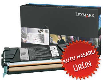LEXMARK - Lexmark E460X31E Siyah Orjinal Toner E460DN/E460DW (C)