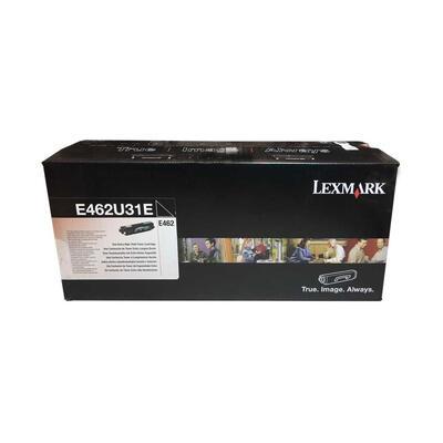 LEXMARK - Lexmark E462U31E Siyah Orjinal Toner - E462dtn
