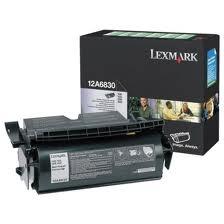 LEXMARK - LEXMARK T520 12A6830 SİYAH ORJİNAL TONER T520-T522-X520-X522 TONERİ