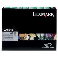 LEXMARK - LEXMARK T610 12A5845 SİYAH ORJİNAL TONER