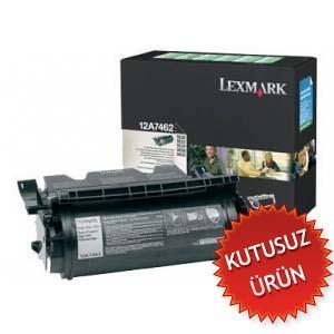 LEXMARK - LEXMARK T630-T632-T634 12A7462 ORJİNAL TONER (U)