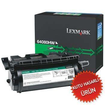 LEXMARK - LEXMARK T640-T642-T644 64080HW ORJİNAL TONER (C)
