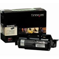 LEXMARK - LEXMARK T644 64416XE ORJİNAL SİYAH TONER 32.000 SAYFA