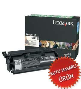 LEXMARK - LEXMARK T650 T650A11E ORJİNAL TONER (C)