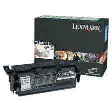 LEXMARK - LEXMARK T650 T650H11E SİYAH ORJİNAL TONER-YÜKSEK KAPASİTELİ