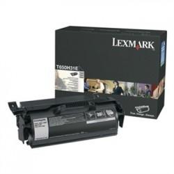 LEXMARK - LEXMARK T650 T650H31E SİYAH ORJİNAL TONER-YÜKSEK KAPASİTELİ