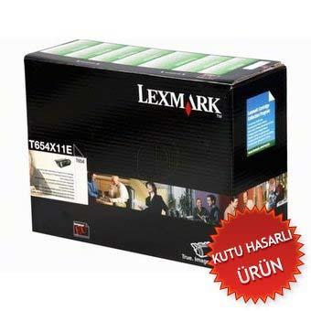 LEXMARK - LEXMARK T654 T654X11E SİYAH ORJİNAL TONER (C)