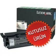 LEXMARK - LEXMARK T654 T654X11E SİYAH ORJİNAL TONER (KUTUSUZ ÜRÜN)
