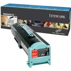 LEXMARK - LEXMARK W850 W850H21G SİYAH ORJİNAL TONER