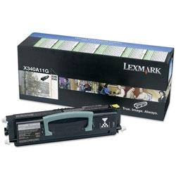 LEXMARK - LEXMARK X340A11G (X340) SİYAH LAZER TONER - LEXMARK X340 YAZICI TONERİ