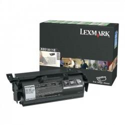 LEXMARK - LEXMARK X651A11E ORJİNAL TONER X651 / X652 / X654 / X656