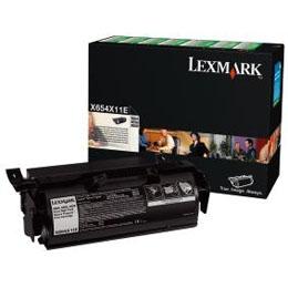 LEXMARK X654X11E X654 / X656 / X658 ORJİNAL TONER-EKSTRA YÜKSEK KAPASİTE