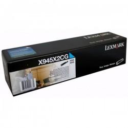 LEXMARK - LEXMARK X945X2CG MAVİ ORJİNAL TONER Yüksek Kapasite - X940 / X945