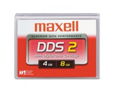 SONY - MAXELL DDS-2 DATA KARTUŞ 8 GB, 120m, 4mm