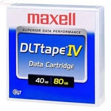 SONY - MAXELL DLT 4 40 / 80 GB 12.65 mm DATA KARTUŞU
