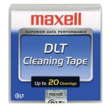 SONY - MAXELL DLT Cleaning TEMİZLEME KARTUŞU DLT2000/DLT7000/DLT8000