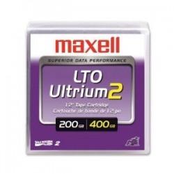 SONY - MAXELL LTO-2 Ultrium 2 200 GB / 400 GB DATA KARTUŞU 609m, 12.65mm