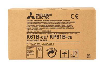 - Mitsubishi K61B-CE / KP61B-CE Orjinal Standart Termal Kağıt