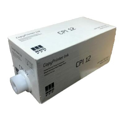 NRG - Nrg CPI12 Siyah Orjinal Mürekkep - CP6346