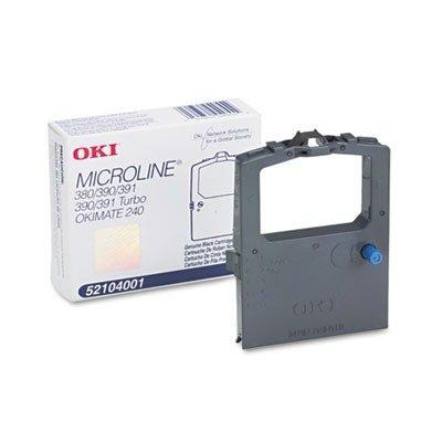 OKI - OKI 380 / 390 / 391 ORJİNAL ŞERİT (52104001)