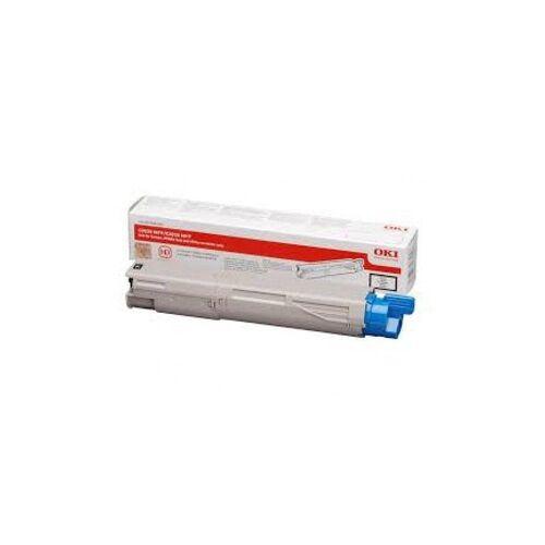 Oki 43459334 Kırmızı Orjinal Toner - MC3520 / MC3530