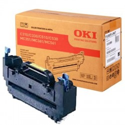 OKI - OKI 43853103 FUSER ÜNİTESİ C5650/C5750/C5850/MC560