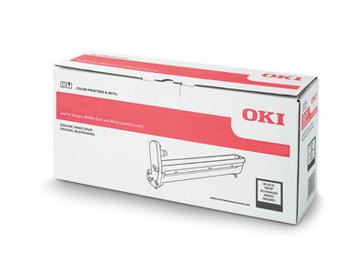 OKI - Oki 44035520 Siyah Orjinal Drum Unit - C910