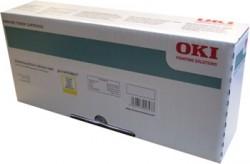 OKI - OKI 44318617 ES3032a4 / ES7411 / ES7411WT Sarı Orjinal Toner