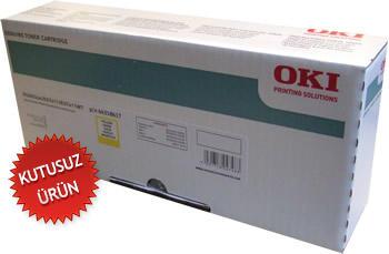 OKI - OKI 44318617 ES3032a4 / ES7411 / ES7411WT Sarı Orjinal Toner (U)