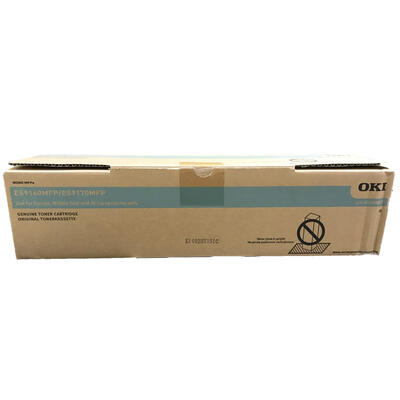 OKI - OKİ 45008802 Siyah Orjinal Toner - ES9160 / ES9170