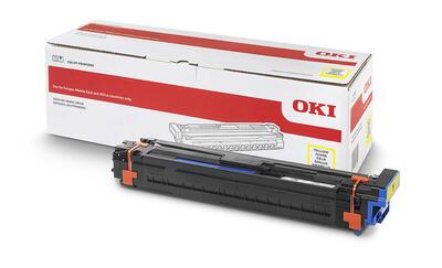 OKI - OKI 45103719 Sarı Orjinal Drum Ünitesi - ES9431 / ES9541 / Pro 9431 / Pro 9541